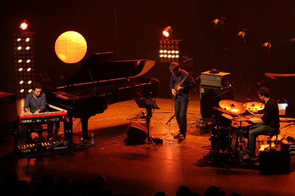 Laurent Coulondre Trio Jazz in Marciac Astrada