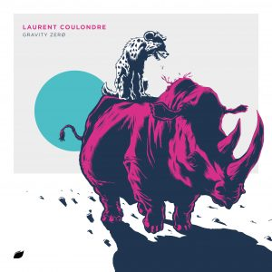 Laurent Coulondre Gravity Zero Album Cover